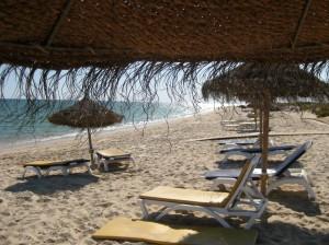 Our favourite beach - Terra Estrechta in the eastern Algarve