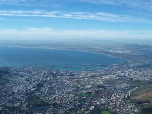 Bye bye Cape Town